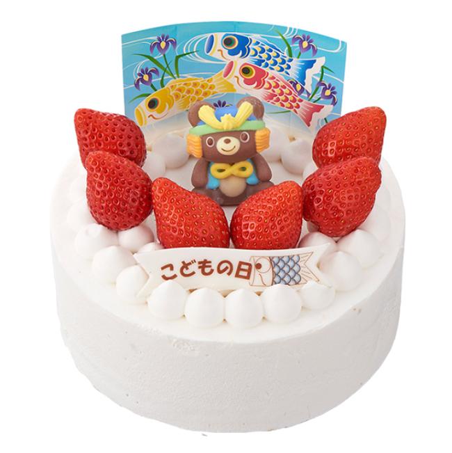 シャトレーゼ 子どもの日ケーキ