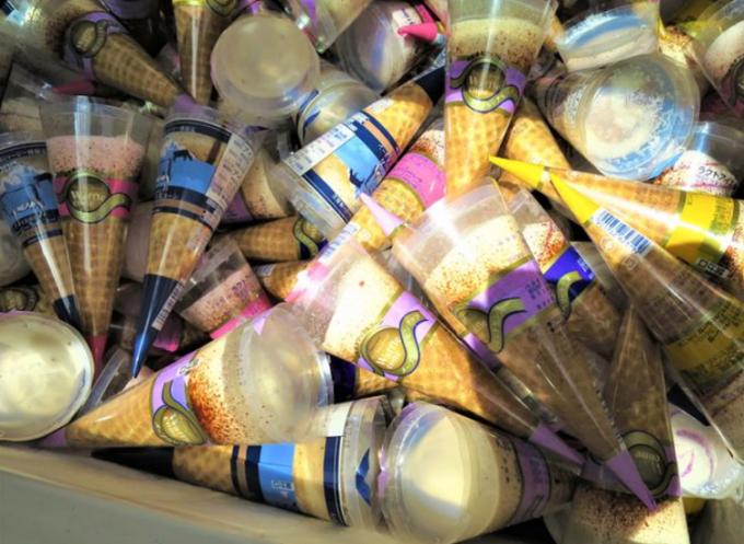 シャトレーゼ白洲工場見学 アイス食べ放題 時間 ツアー 予約方法