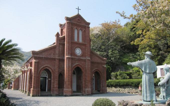 五島列島 福江島 おすすめ 観光 名所 名物 人気 食べもの 堂崎天主堂